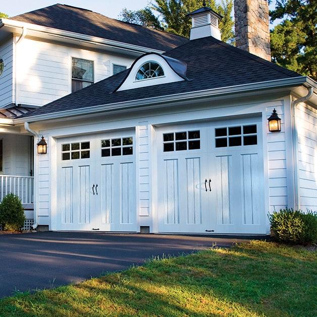 Charmant Residential Garage Doors