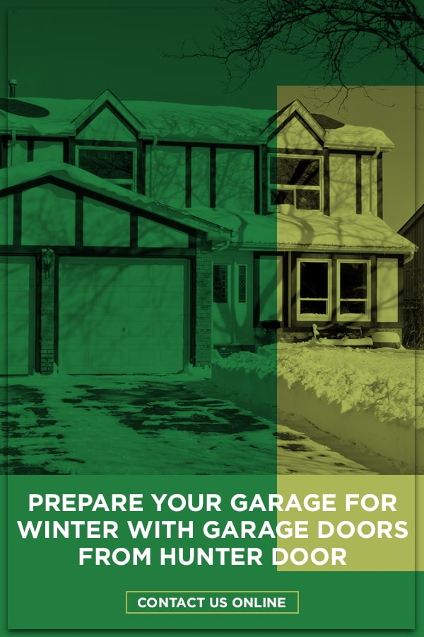 Prepare Your Garage for Winter