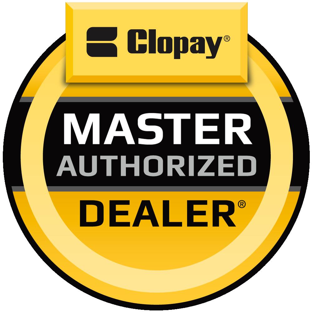 Clopay Master authorized dealer icon